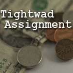 Tightwad Assignment – Sell your junk thumbnail