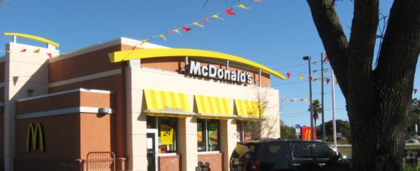 Marsh Landing McDonald's